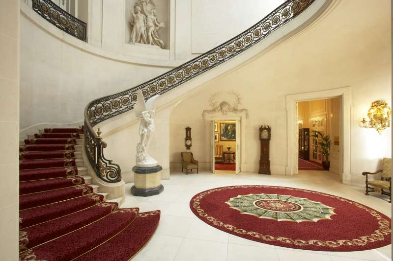 Luton Hoo Hotel Golf Spa Serviced Apartment In The Mansion House United Kingdom
