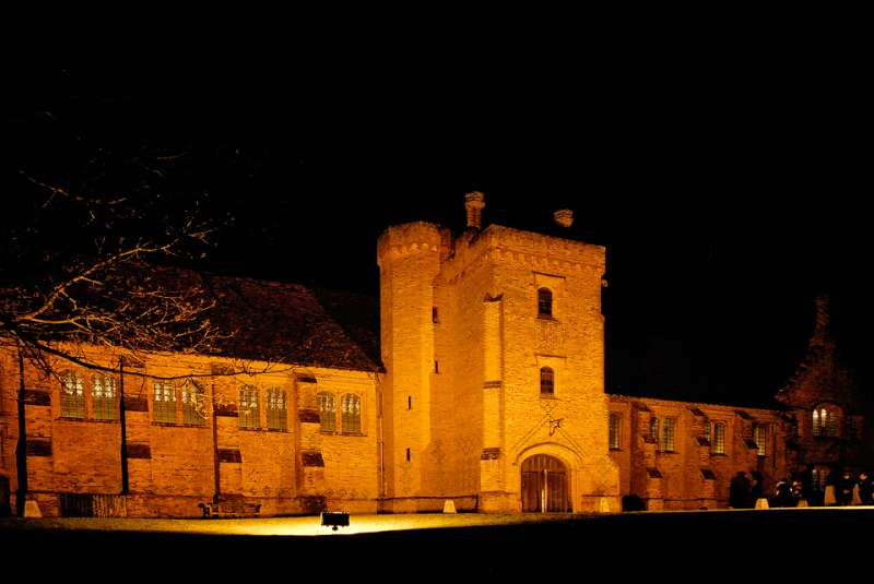 Old Palace Night