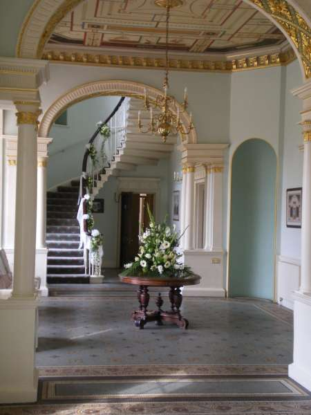 Mansion Foyer