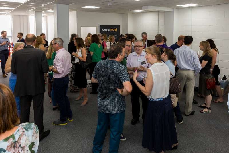 Networking events at UOE Hub Hertford