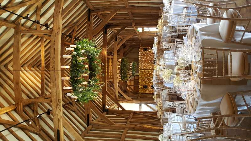The Great Barn Interior